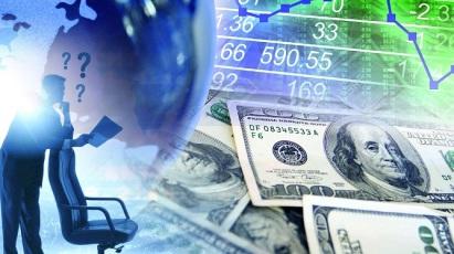incertidumbre del dolar en la economia mundial