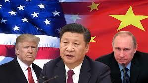 Xi Vlad Trump